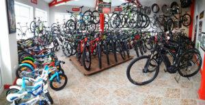 Prodejna jizdních kol a doplňků pro cyklisty - Jiří Blažek Sport - Velká Hleďsebe u Mariánských Lázní