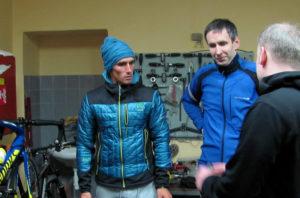 Cykloservis - Jiří Blažek Sport - Velká Hleďsebe u Mariánských Lázní
